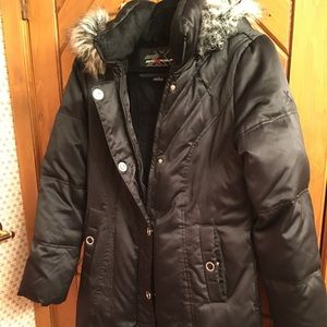 Zero x posur ladies winter coat